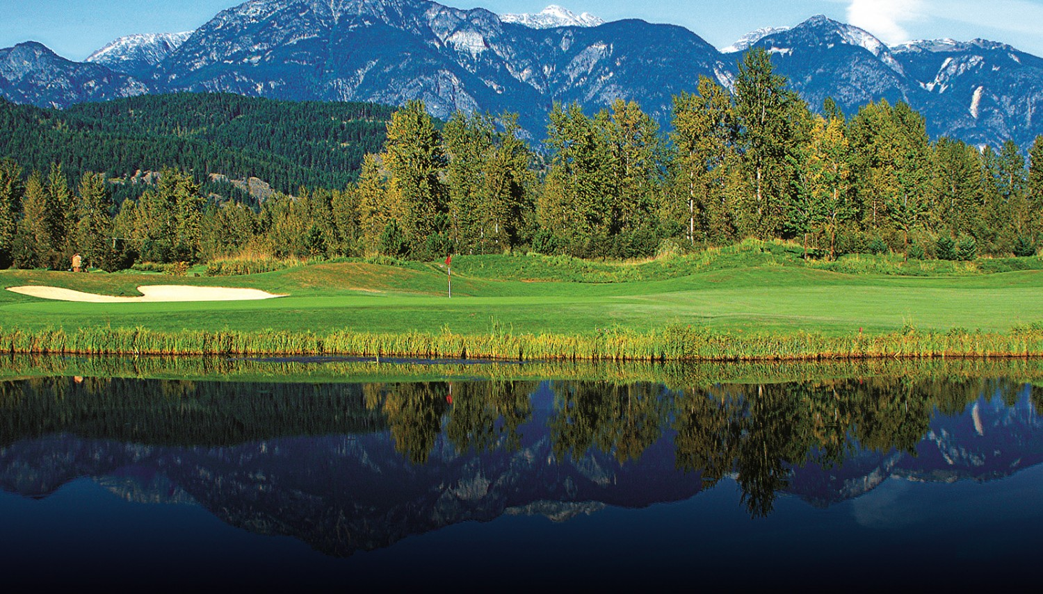 guide to golf in pemberton