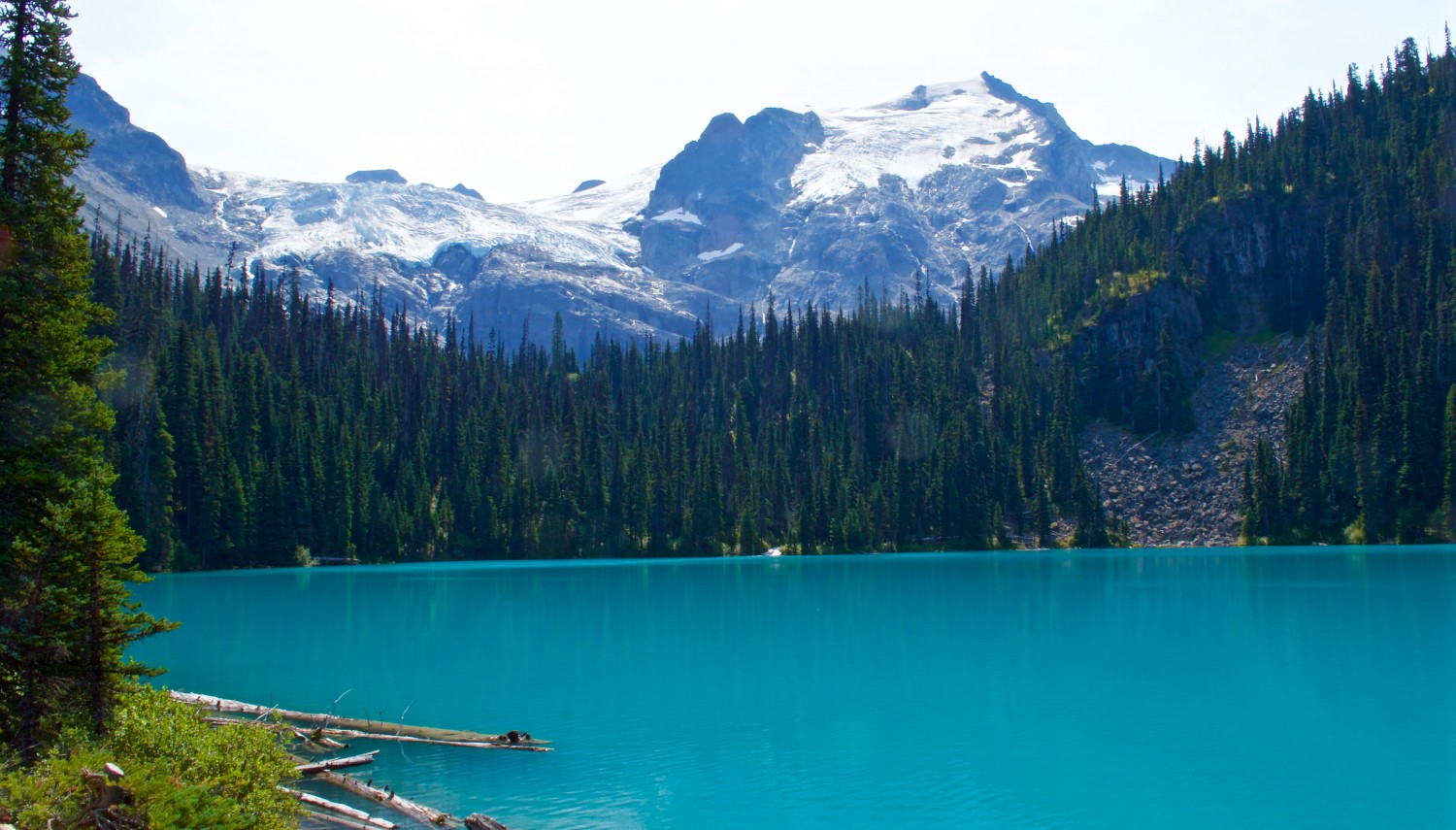 hiking joffre lakes