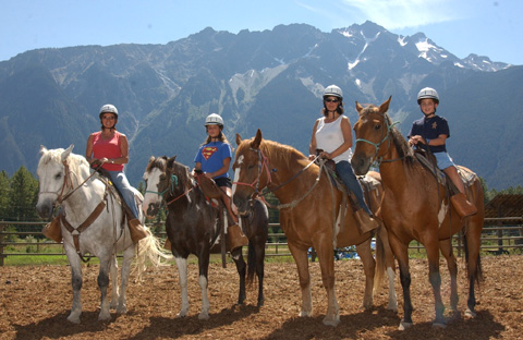Horse Riding Pemberton